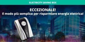 Risparmiare sulla bolletta elettrica? Ecco a voi Electricity Saving Box