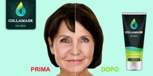 Collamask – maschera naturale e organico