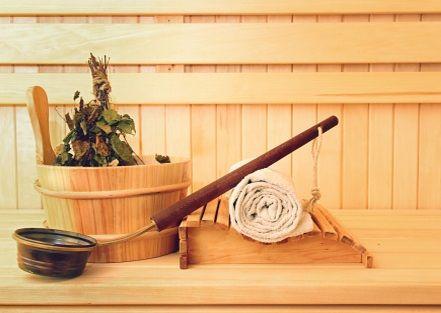 sauna per detox
