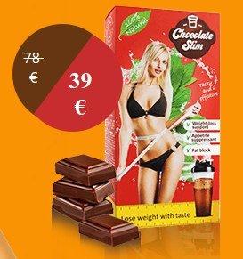 Chocolate Slim Prezzo