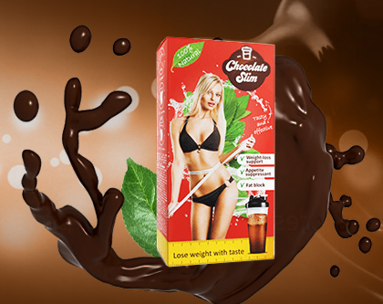 chocolate slim product image