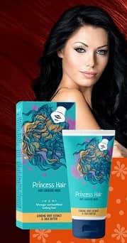 princess hair maschera