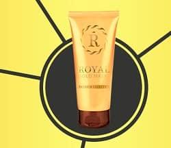 royal gold mask italia