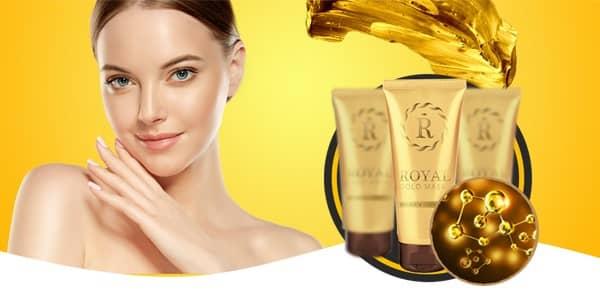 Royal Gold Mask prezzo