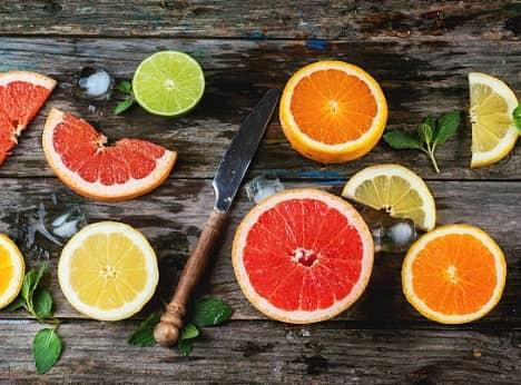 Buccia di Limone o Arancio