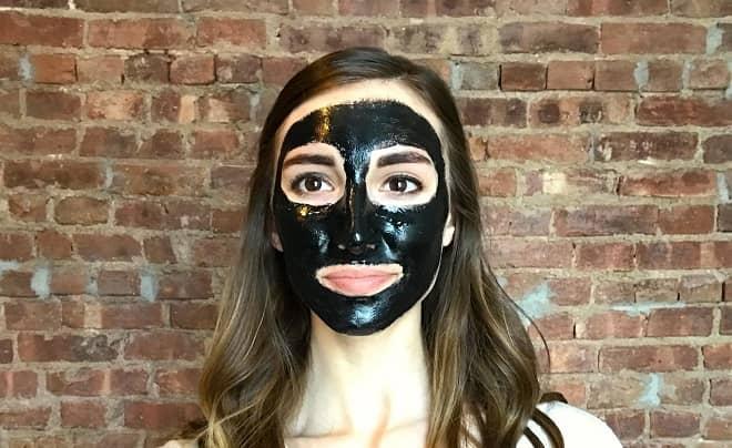black mask plus it