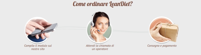 ordinare leandiet