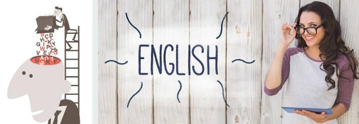 signora che impara l'inglese