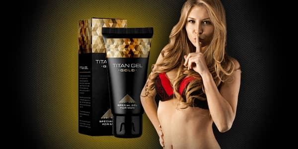 Titan gel gold prezzo Italia