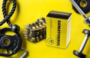Somatodrol: l'integratore per aumentare la massa muscolare. Fa male? Ha controindicazioni?