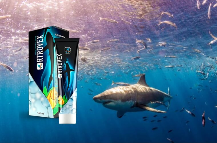 artrovex e squalo