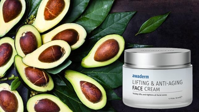 avocado, awaderm