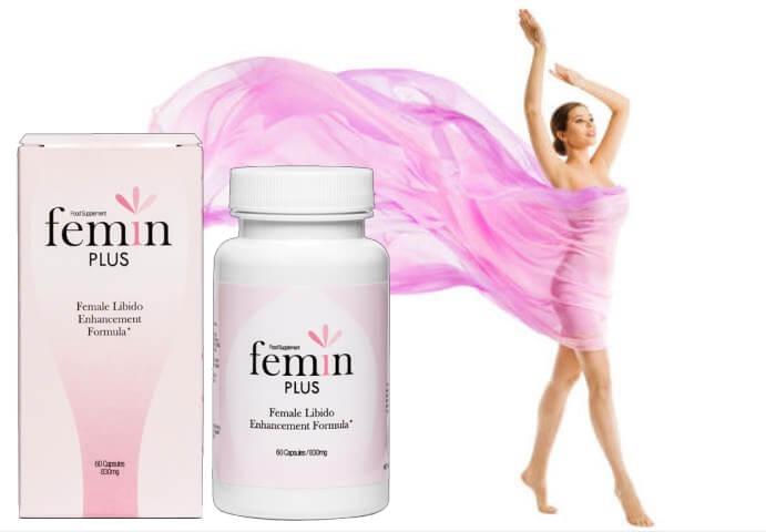 Femin Plus, donna