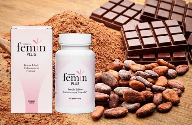 femin plus, cacao