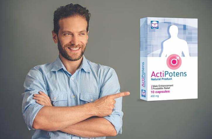 ActiPotens, uomo felice
