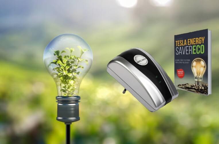 tesla saver eco, lampadina eco
