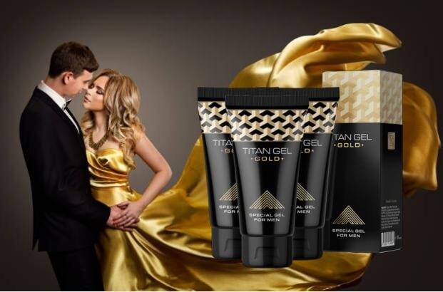 Titan Gel Gold, coppia felice