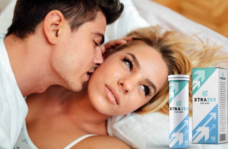 xtrazex, coppia intimo a letto