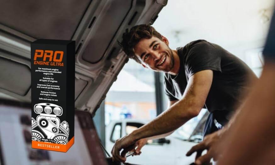 Pro Engine Ultra, riparazione auto