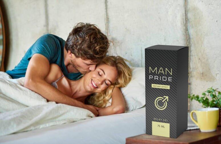 Man Pride, coppia felice a letto