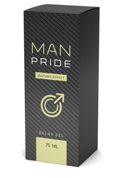 Man Pride gel Italia 75 ml