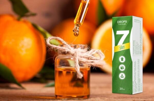 7Slim, arancia