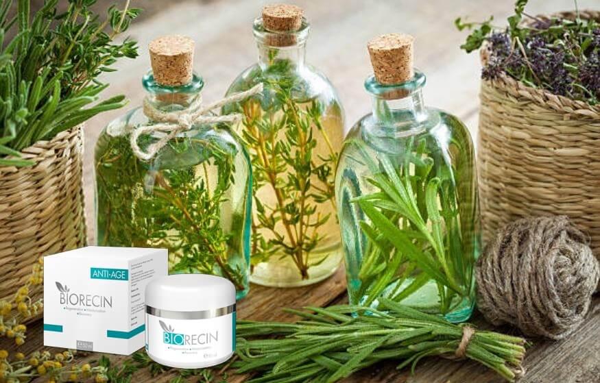 Biorecin, estratto dalle erbe