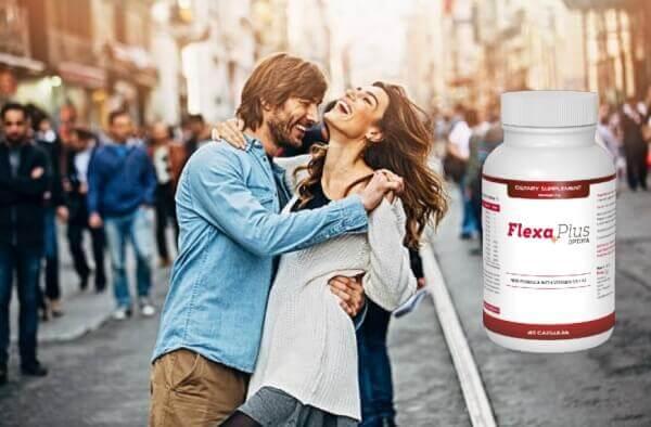 Flexa Plus Optima, coppia che balla