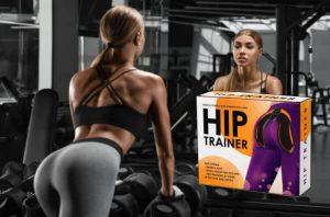 Tonificate i glutei senza fatica! Da oggi è possibile con Hip Trainer!