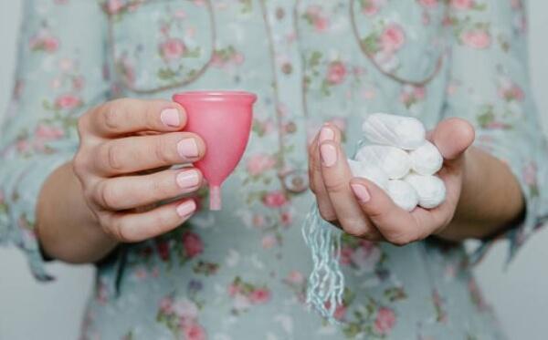 Menstrual Cup, tamponi