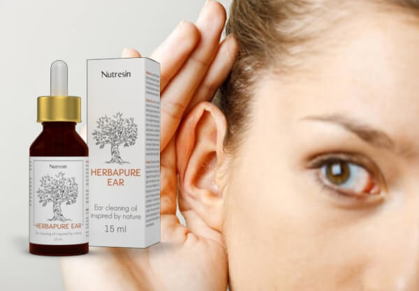 Nutresin Herbapure Ear, donna, orecchio