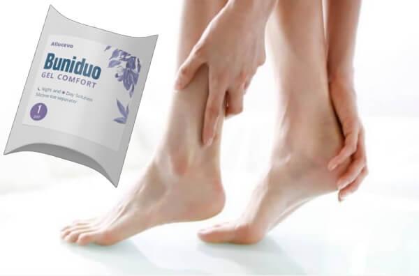 Buniduo Gel Comfort, gambe