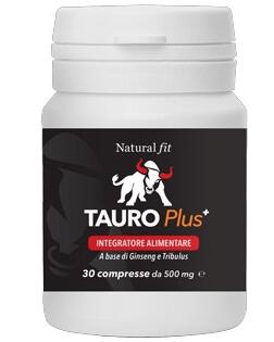 Tauro Plus compresse per prestazione sessuale Italia
