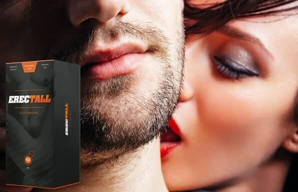 Erectall, donna che bacia uomo