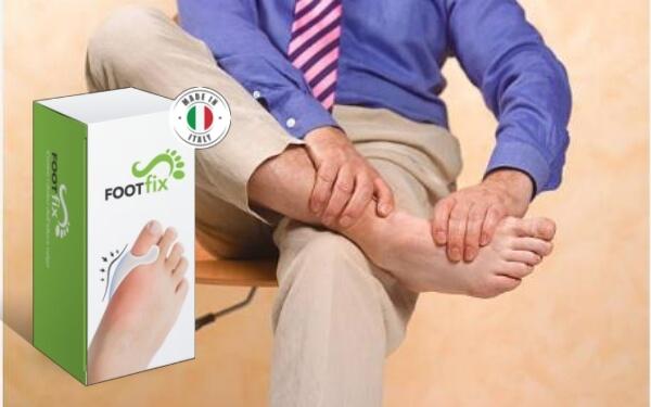 deformazione delle dita, footfix