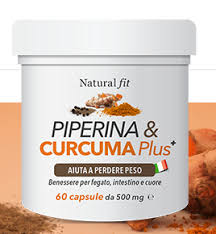Piperine & Curcuma