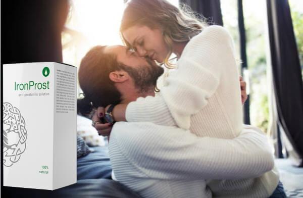 IronProst, coppia, prostata, intimita