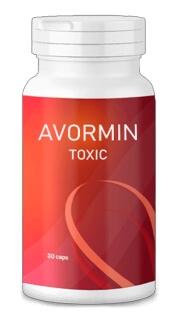 Avormin Toxic capsule