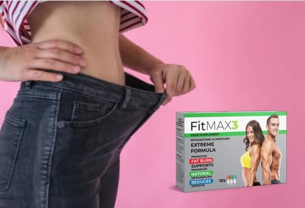 fitmax3, capsulite, donna
