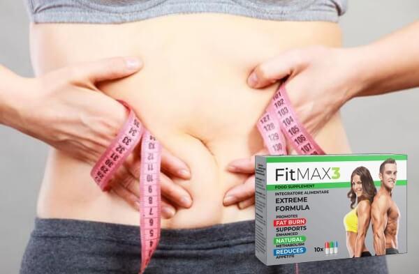 FitMax3, capsule, perdita di peso