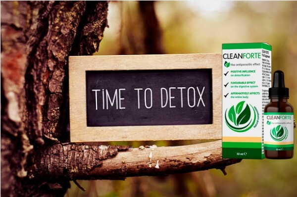 cleanforte gocce, detox
