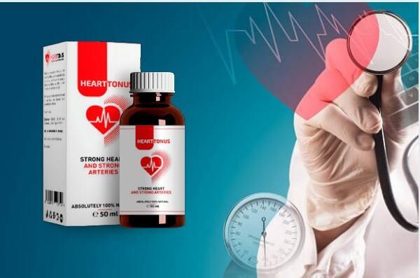 hearttonus, gocce, cuore, ipertensione