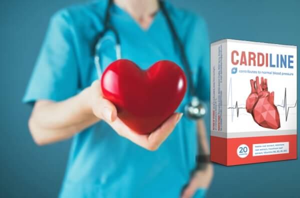 cardiline capsule, cuore