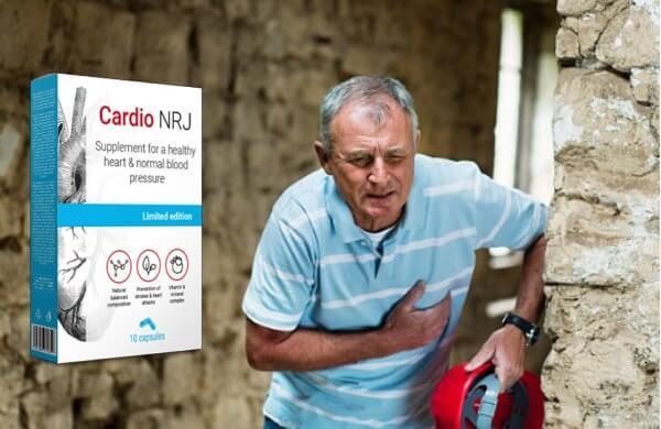 Cardio NRJ prezzo, capsules, uomo, ipertensione