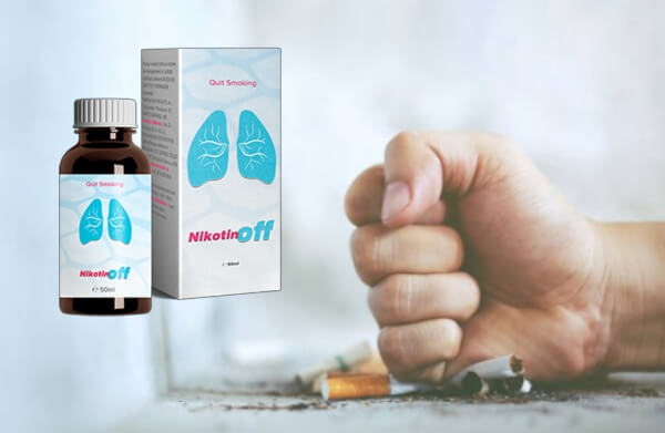 nikotinoff gocce, smettere di fumare