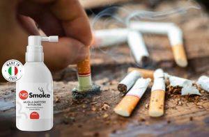 NoSmoke – Smettere di fumare di colpo?