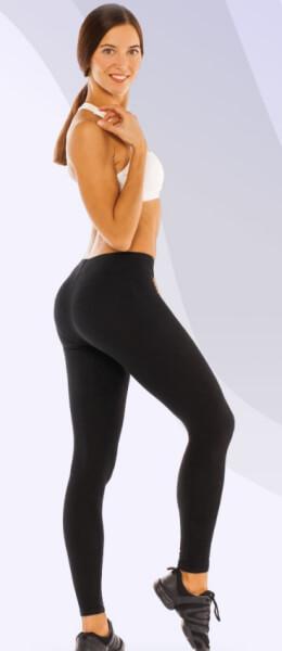 donna, leggings