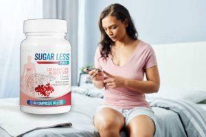 SugarLess – Contrasta la glicemia alta in modo naturale