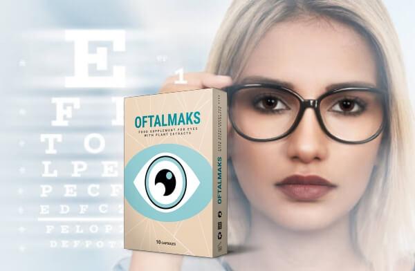 oftalmaks capsule, donna, occhi