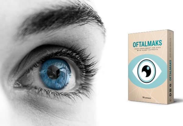 oftalmaks capsule, occhi